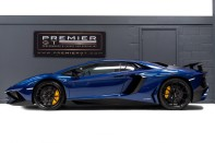 Lamborghini Aventador SV LP750-4 6.5 V12 COUPE, ONE OWNER FROM NEW, PART OF A PRIVATE COLLECTION 4