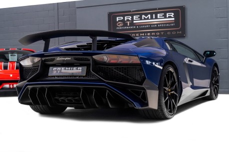 Lamborghini Aventador SV LP750-4 6.5 V12 COUPE, ONE OWNER FROM NEW, PART OF A PRIVATE COLLECTION 5
