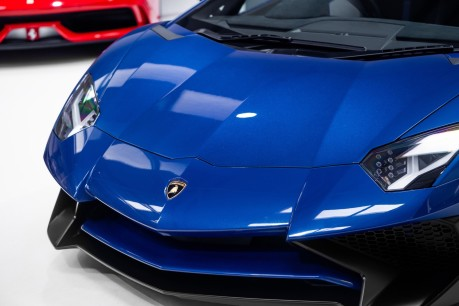Lamborghini Aventador SV LP750-4 6.5 V12 COUPE, ONE OWNER FROM NEW, PART OF A PRIVATE COLLECTION 15