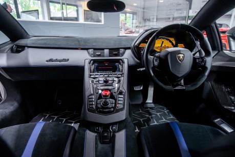 Lamborghini Aventador SV LP750-4 6.5 V12 COUPE. NOW SOLD. CALL US TODAY TO SELL YOUR LAMBORGHINI. 37