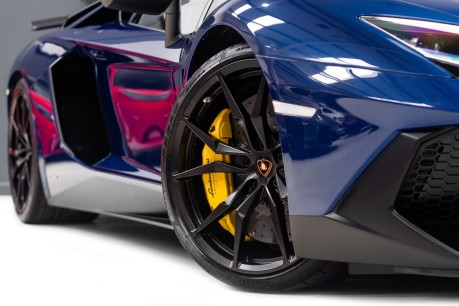 Lamborghini Aventador SV LP750-4 6.5 V12 COUPE, ONE OWNER FROM NEW, PART OF A PRIVATE COLLECTION