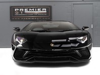Lamborghini Aventador S LP740-4 6.5 V12 COUPE, 1 OWNER, ONLY 1,100 MILES, INTERIOR CARBON PACK 2