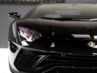 Lamborghini Aventador S LP740-4 6.5 V12 COUPE, 1 OWNER, ONLY 1,100 MILES, INTERIOR CARBON PACK 15