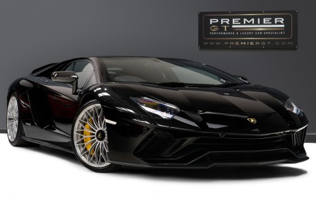 Lamborghini Aventador S LP740-4 6.5 V12 COUPE. NOW SOLD. CALL US TODAY TO SELL YOUR LAMBORGHINI. 2