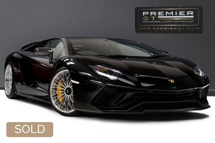 Lamborghini Aventador S LP740-4 6.5 V12 COUPE. NOW SOLD. CALL US TODAY TO SELL YOUR LAMBORGHINI.