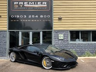 Lamborghini Aventador S LP740-4 6.5 V12 COUPE, 1 OWNER, ONLY 1,100 MILES, INTERIOR CARBON PACK 56