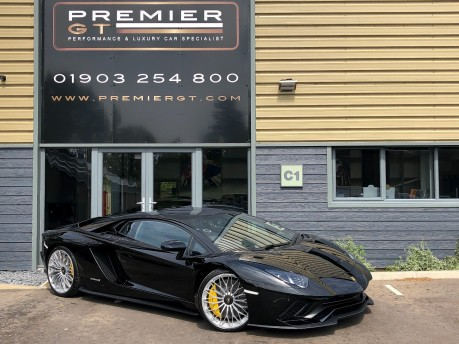 Lamborghini Aventador S LP740-4 6.5 V12 COUPE, ONE OWNER FROM NEW, PART OF A PRIVATE COLLECTION