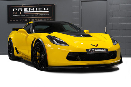 Chevrolet Corvette C7 Z06 6.2 V8 SUPERCHARGED COUPE. NOW SOLD. CALL US TO SELL YOUR CORVETTE.