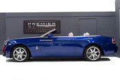 Rolls-Royce Dawn 6.6 V12 CONVERTIBLE, ROLLS ROYCE SERVICE PACK AND WARRANTY 4