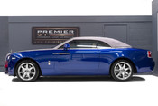 Rolls-Royce Dawn 6.6 V12 CONVERTIBLE, ROLLS ROYCE SERVICE PACK AND WARRANTY 5