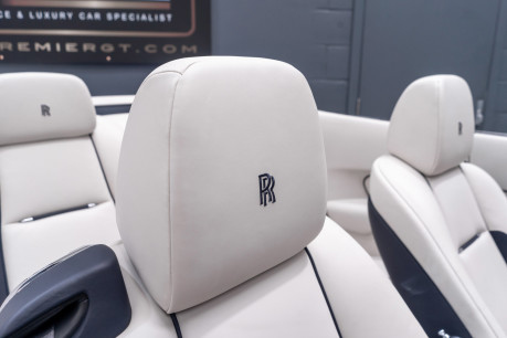 Rolls-Royce Dawn 6.6 V12 CONVERTIBLE, ROLLS ROYCE SERVICE PACK AND WARRANTY 35