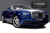 Rolls-Royce Dawn 6.6 V12 CONVERTIBLE, ROLLS ROYCE SERVICE PACK AND WARRANTY