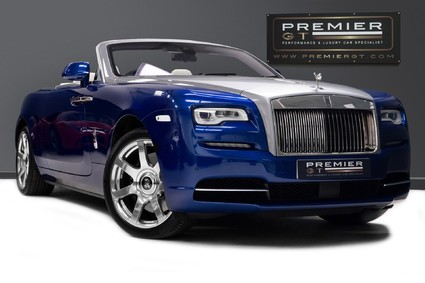 Rolls-Royce Dawn 6.6 V12. NOW SOLD, SIMILAR VEHICLES REQUIRED, PLEASE CALL 01903 254800.
