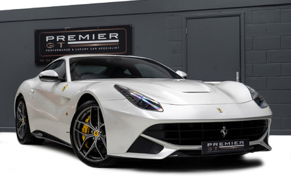 Ferrari F12 Berlinetta F1 DCT 6.2 V12. NOW SOLD. CALL US TODAY TO SELL YOUR FERRARI.