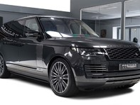 Land Rover Range Rover LWB 5.0 V8 SUPERCHARGED AUTOBIOGRAPHY. SOLD. CALL TO SELL YOUR RANGE ROVER. 8
