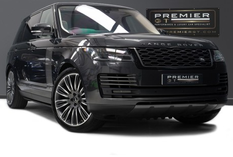 Land Rover Range Rover LWB 5.0 V8 SUPERCHARGED AUTOBIOGRAPHY. SOLD. CALL TO SELL YOUR RANGE ROVER. 1