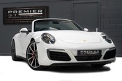 Porsche 911 991 CARRERA 4S 3.0 PDK CABRIOLET. NOW SOLD. CALL US TO SELL YOUR PORSCHE.
