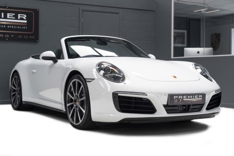 Porsche 911 991 CARRERA 4S 3.0 PDK CABRIOLET. NOW SOLD. CALL US TO SELL YOUR PORSCHE. 9