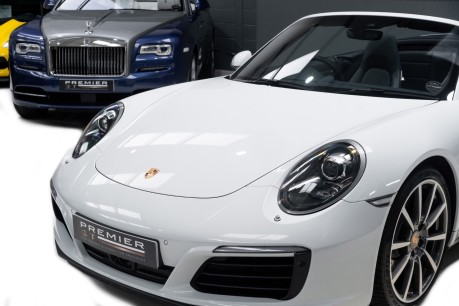 Porsche 911 991 CARRERA 4S 3.0 PDK CABRIOLET. NOW SOLD. CALL US TO SELL YOUR PORSCHE. 16