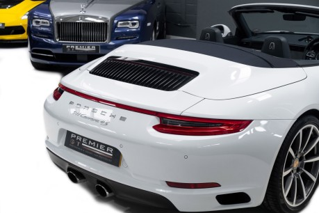 Porsche 911 991 CARRERA 4S 3.0 PDK CABRIOLET. NOW SOLD. CALL US TO SELL YOUR PORSCHE. 23