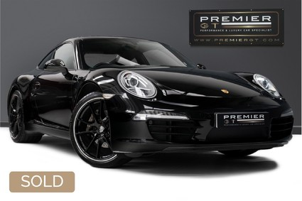 Porsche 911 CARRERA 3.4 PDK COUPE. SORRY, NOW SOLD. CALL US TODAY TO SELL YOUR PORSCHE.