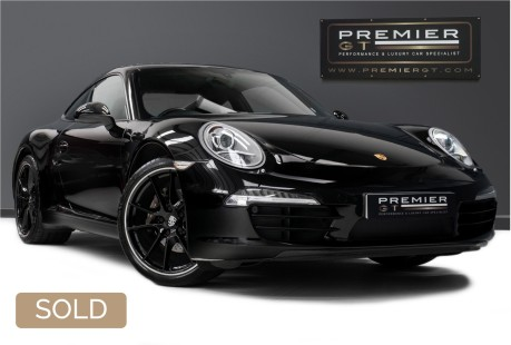 Porsche 911 CARRERA 3.4 PDK COUPE. SORRY, NOW SOLD. CALL US TODAY TO SELL YOUR PORSCHE. 1