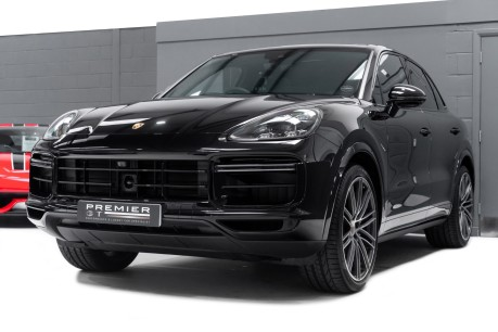 Porsche Cayenne 4.0 V8 TURBO TIPTRONIC. NOW SOLD. CALL US TODAY TO SELL YOUR PORSCHE. 4