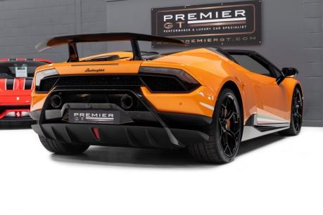 Lamborghini Huracan LP 640-4 PERFORMANTE NOW SOLD, SIMILAR REQUIRED. PLEASE CALL 01903 254800 6