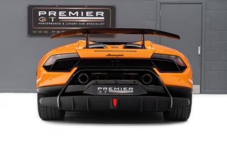 Lamborghini Huracan LP 640-4 PERFORMANTE NOW SOLD, SIMILAR REQUIRED. PLEASE CALL 01903 254800 7