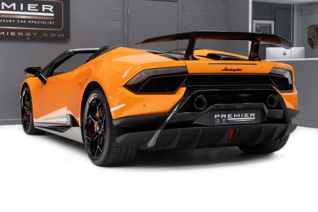 Lamborghini Huracan LP 640-4 PERFORMANTE NOW SOLD, SIMILAR REQUIRED. PLEASE CALL 01903 254800 8
