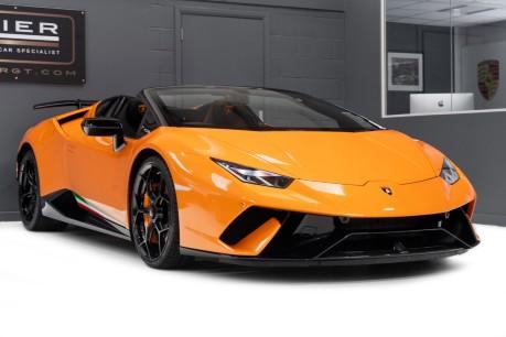 Lamborghini Huracan LP 640-4 PERFORMANTE NOW SOLD, SIMILAR REQUIRED. PLEASE CALL 01903 254800 9