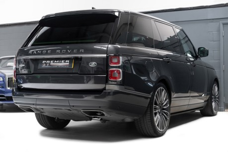 Land Rover Range Rover LWB 5.0 V8 SUPERCHARGED AUTOBIOGRAPHY. SOLD. CALL TO SELL YOUR RANGE ROVER. 5