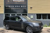 Land Rover Range Rover LWB 5.0 V8 SUPERCHARGED AUTOBIOGRAPHY. SOLD. CALL TO SELL YOUR RANGE ROVER. 72