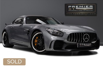 Mercedes-Benz Amg GT R PREMIUM 4.0 V8 BITURBO. NOW SOLD. CALL US TODAY TO SELL YOUR MERCEDES.