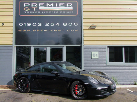 Porsche 911 991 3.8 GTS PDK Coupe, 430 HP Power Kit, Sports Chrono Package