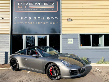 Porsche 911 TARGA 4 GTS 3.0 PDK, ONLY ONE FORMER KEEPER, PORSCHE WARRANTY TO DEC 2020 46