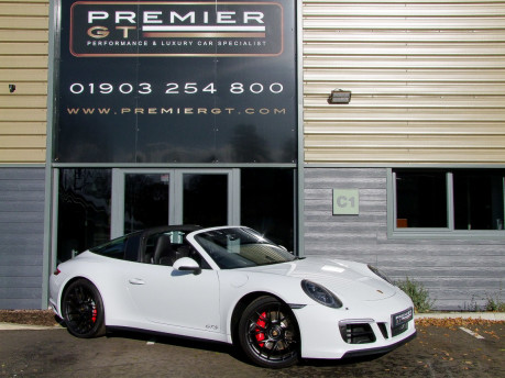 Porsche 911 C4 GTS 3.0 PDK TARGA. SORRY, THIS VEHICLE IS NOW SOLD.