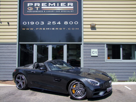 Mercedes-Benz Amg GT C 4.0 V8 BITURBO ROADSTER. SORRY, NOW SOLD. SIMILAR VEHICLES REQUIRED.