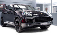 Porsche Cayenne S V8 D TIPTRONIC. NOW SOLD. CALL US TO SELL YOUR PORSCHE CAYENNE TODAY. 12