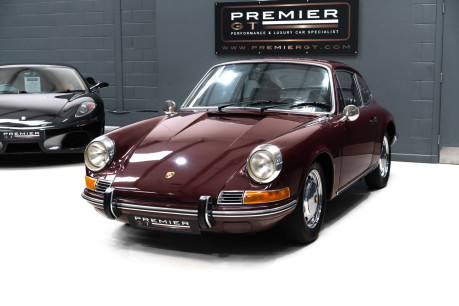 Porsche 912 SORRY, NOW SOLD. SIMILAR VEHICLES REQUIRED. 3