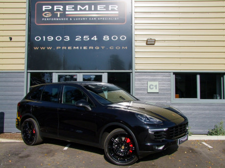 Porsche Cayenne S V8 D TIPTRONIC. NOW SOLD. CALL US TO SELL YOUR PORSCHE CAYENNE TODAY.
