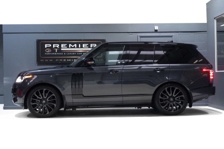 Land Rover Range Rover AUTOBIOGRAPHY 5.0 SUPERCHARGED V8. NOW SOLD. SIMILAR VEHICLES REQUIRED. 4