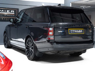 Land Rover Range Rover AUTOBIOGRAPHY 5.0 SUPERCHARGED V8. NOW SOLD. SIMILAR VEHICLES REQUIRED. 7