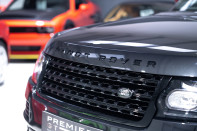 Land Rover Range Rover AUTOBIOGRAPHY 5.0 SUPERCHARGED V8. NOW SOLD. SIMILAR VEHICLES REQUIRED. 16