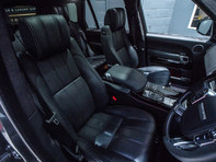 Land Rover Range Rover AUTOBIOGRAPHY 5.0 SUPERCHARGED V8. NOW SOLD. SIMILAR VEHICLES REQUIRED. 27