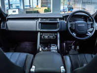 Land Rover Range Rover AUTOBIOGRAPHY 5.0 SUPERCHARGED V8. NOW SOLD. SIMILAR VEHICLES REQUIRED. 36