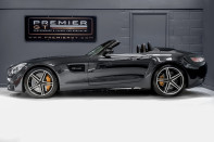 Mercedes-Benz Amg GT C 4.0 V8 BITURBO ROADSTER. SORRY, NOW SOLD. SIMILAR VEHICLES REQUIRED. 5