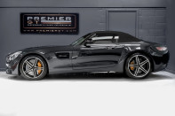 Mercedes-Benz Amg GT C 4.0 V8 BITURBO ROADSTER. SORRY, NOW SOLD. SIMILAR VEHICLES REQUIRED. 4