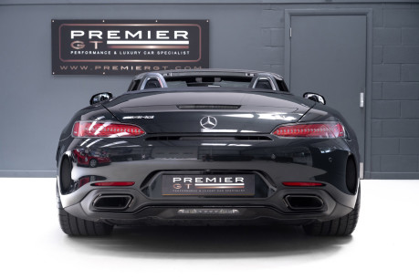Mercedes-Benz Amg GT C 4.0 V8 BITURBO ROADSTER. SORRY, NOW SOLD. SIMILAR VEHICLES REQUIRED. 7