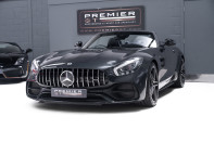 Mercedes-Benz Amg GT C 4.0 V8 BITURBO ROADSTER. SORRY, NOW SOLD. SIMILAR VEHICLES REQUIRED. 3